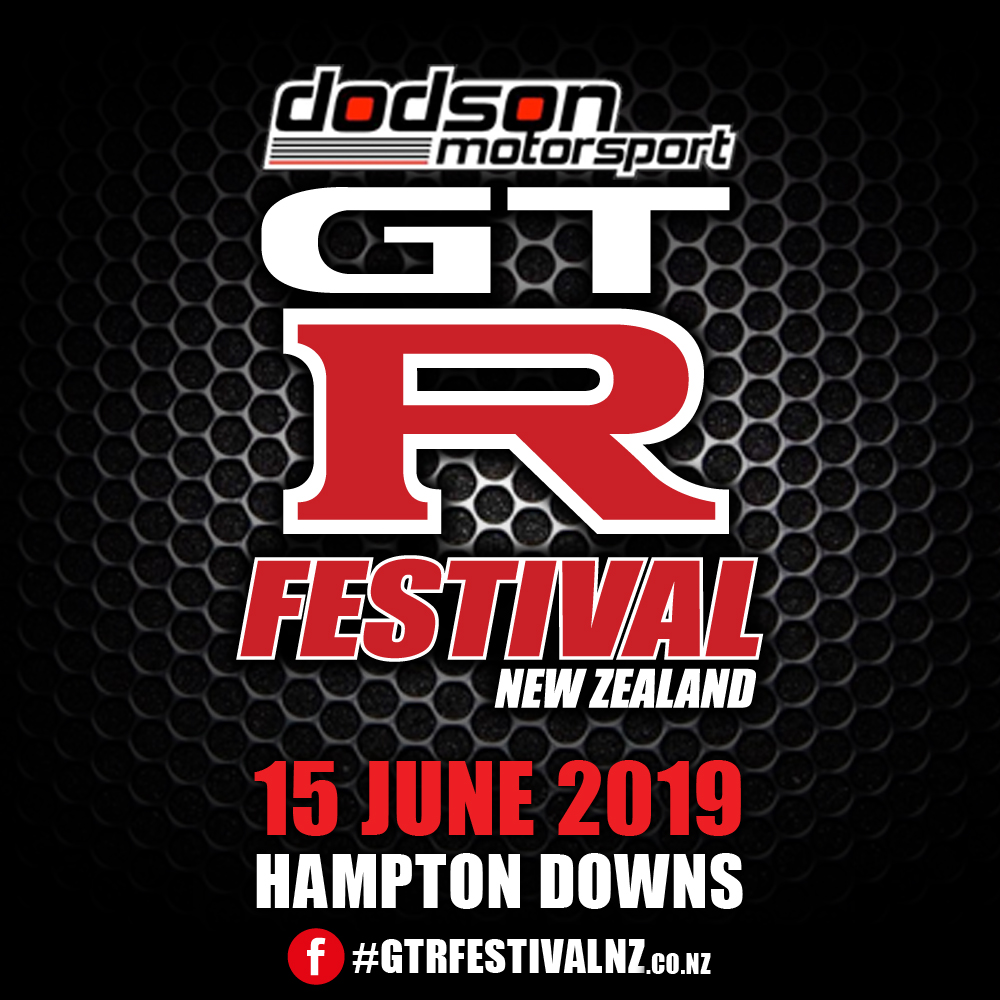 GTR Festival NZ is back for 2019!